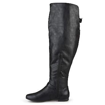 Brinley Co Women's Barn Over The Knee Boot