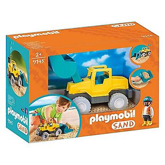 Digger Sand Playmobil 9145 Yellow
