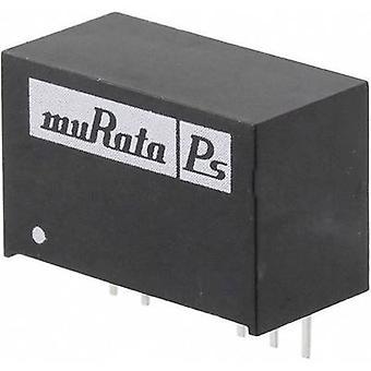 Murata Power Solutions MGJ2D051509SC DC/DC converter (print) +15 V, -8.7 V 80 mA 2 W No. of outputs: 2 x