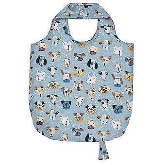 Kitchen Accessories Mutley Dog Apron, Double Oven Glove, Mitt , Tea Towel & Reusable Shopping Bag