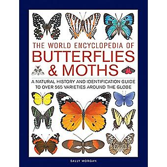 Butterflies & Moths - The World Encyclopedia of - A natural histor