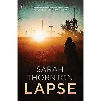 Lapse by Sarah Thornton - 9781925773941 Book