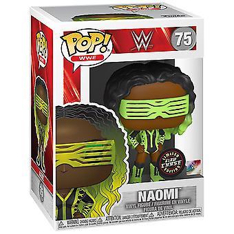 Funko Pop! Vinyl WWE Naomi #75 - Chase Limited Edition