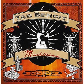Tab Benoit - Medicine [CD] USA import