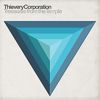 Thievery Corporation - Treasures From the Temple [CD] USA import