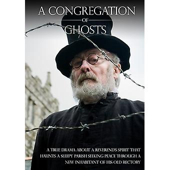 Congregation of Ghosts [DVD] USA import