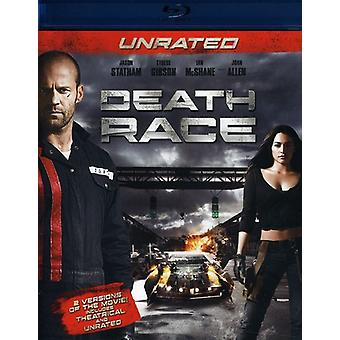Death Race [BLU-RAY] USA import