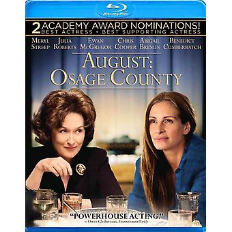 August: Osage County [BLU-RAY] USA import