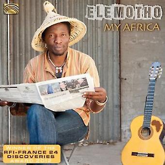 R.G. Mosimane - My Afrika [CD] USA import