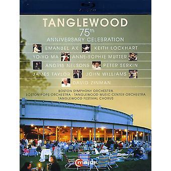 Tanglewood 75th Anniversary Celebration [BLU-RAY] USA import