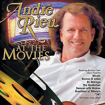 Andre Rieu - Andre Rieu at the Movies [CD] USA import