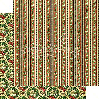 Grafisk 45 Nordpolen 12x12 Tommer 25 pc. (4501400)