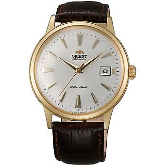 Orient Classic Watch FAC00003W0 - Nahka Gents automaattinen analoginen