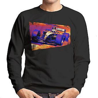 Motorsport Images Coulthard McLaren MP4 19 Final Corner Hommes-apos;s Sweatshirt