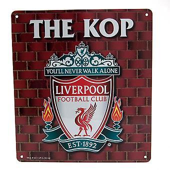 Liverpool FC Kop-merkki