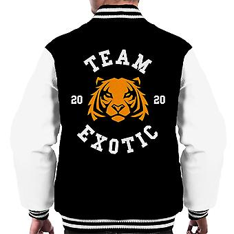 Tiger King Team Joe Eksoottiset Miesten & Apos;