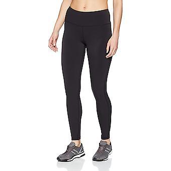 Essentials Naiset & apos, suorituskyky puolivälissä nousu täyspitkä aktiivinen leggingsit, bl ...