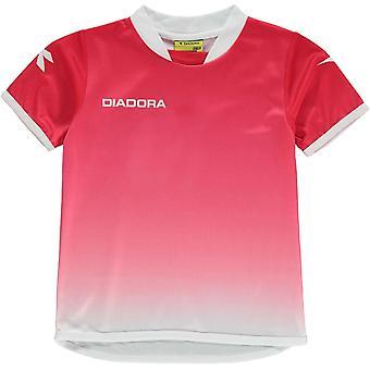 Diadora T Shirt Junior Boys