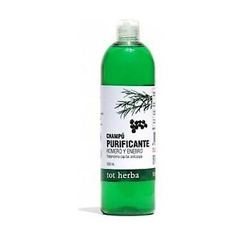 Rosemary-Juniper Purifying Shampoo 500 ml