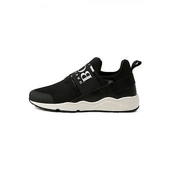BOSS Kids Black Sneaker