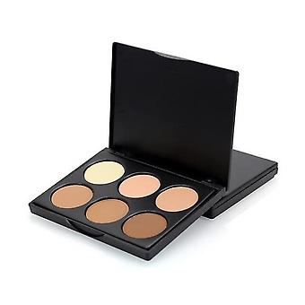 Eyeshadow Face Powder Foundation Blusher Contour Makeup