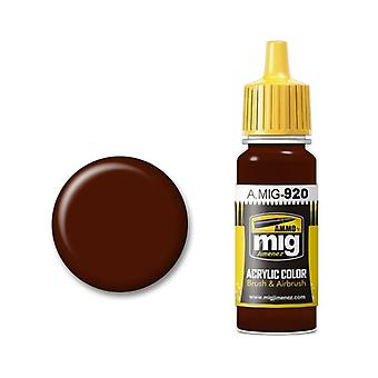 Ammo by Mig Acrylic Paint - A.MIG-0920 Red Primer  Base (17ml)
