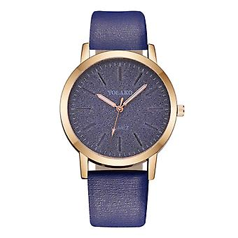 Yolako Quartz Watch Ladies - Anologue Luxury Movement for Women Blue