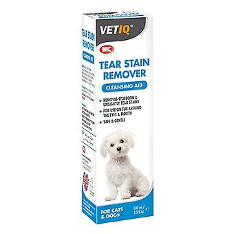 VetIQ Tear Stain Remover Liquid For Dogs And Cats