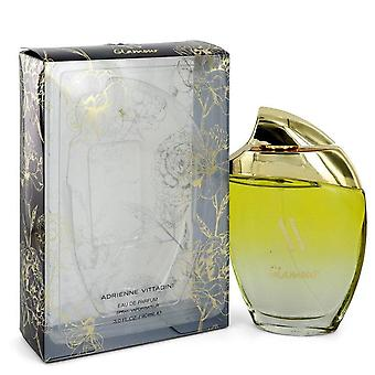 Av Glamour Spirited Eau De Parfum Spray Door Adrienne Vittadini 3 oz Eau De Parfum Spray