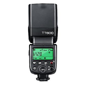 Camera Flash Tt600 Godox 2.4g 60gn 1 / 8000s For Canon Nikon Pentax Olympus Panasonic