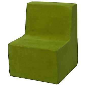 Kinderstoel meubel schuim groen