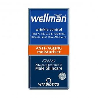 Vitabiotics - Wellman Anti-Ageing Moisturiser 50ml