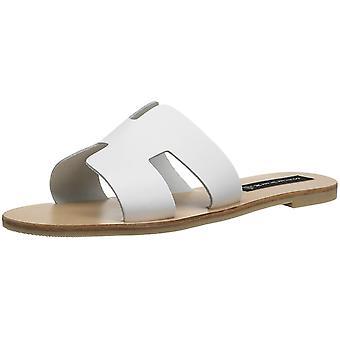 Steven by Steve Madden Womens Steven Open Toe Casual Slide Sandals