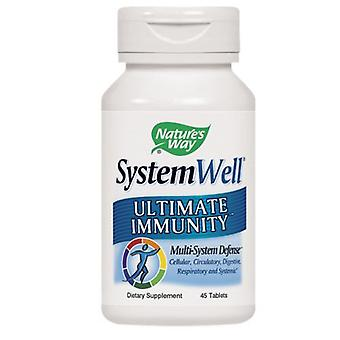 Nature's Way System Well Ultimate Immunity, 45 Tab