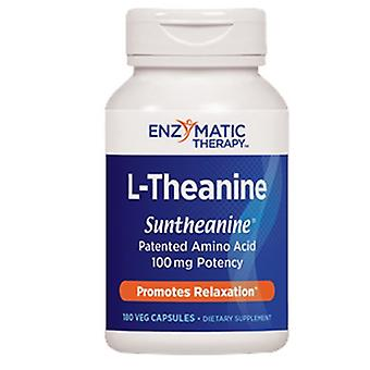 Enzymatic Therapy L-Theanine, 180 Ultracaps