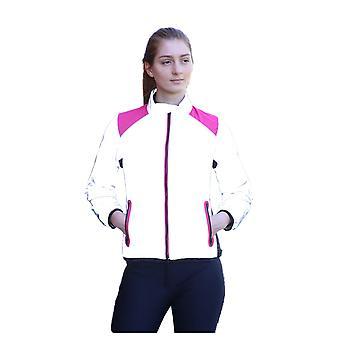 HyVIZ Unisex Adult Silva Flash Two Tone Reflective Jacket