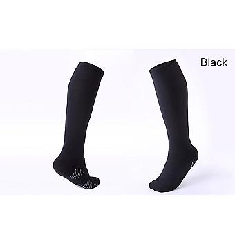 Children Professional Sports Soccer Socks Pure Color Knee-high Deodorization