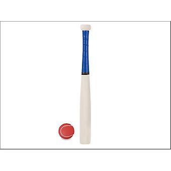 Wilton Bradley Rounders Bat & Ball 46cm BGG1079