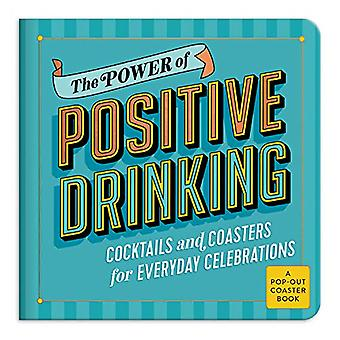 The Power of Positive Drinking Coaster Book
