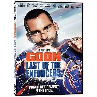 Goon: Last of the Enforcers [DVD] USA import
