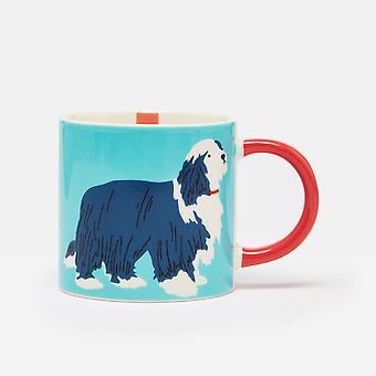 Joules Hundebecher, Blau
