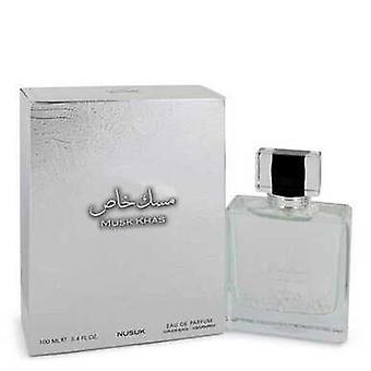 Musk Khas By Nusuk Eau De Parfum Spray (unisex) 3.4 Oz (women) V728-545930