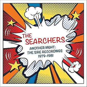 Searchers - Another Night: Sire Recordings 1979-1981 [CD] USA import
