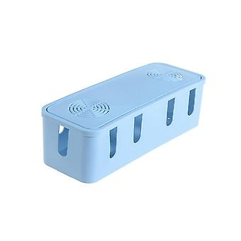 Cable Storage Box Wire Management Socket Tidy Organizer