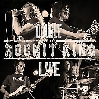 Rockit King - Double L!ve [CD] USA Import