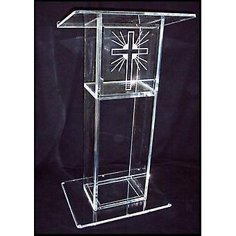 Clear Acrylic Lectern Stand Acrylic Pulpit Perspex Podium Plexiglass