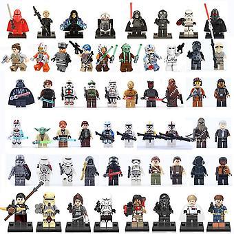 Star Wars hvid soldat