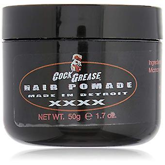 Cock Grease Ultra Hard The Big Black Hair Pomade 50g