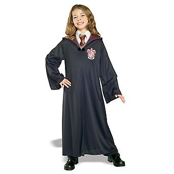 Harry Potter Gryffindor Robe Childrens 3-4 Years Costume
