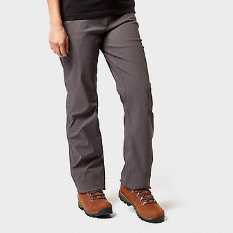 Brasher Women's Stretch Walking Trousers Grey